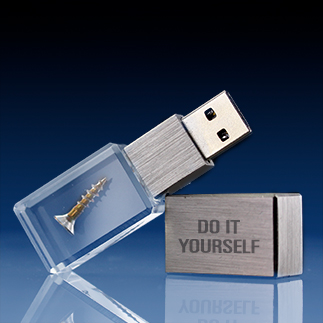 11 thumb - USB Sticks aus Glas