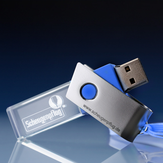 21 thumb - USB Sticks aus Glas