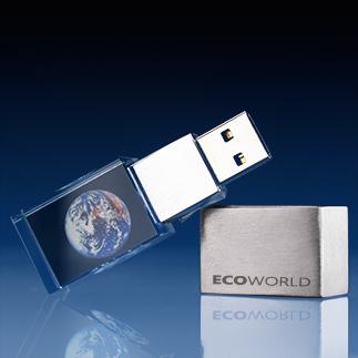 9 thumb - USB Sticks aus Glas
