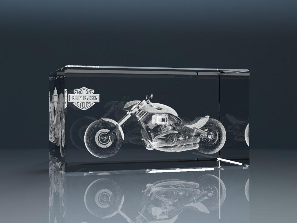 3d glassblock 5 1 - 3D Glasquader