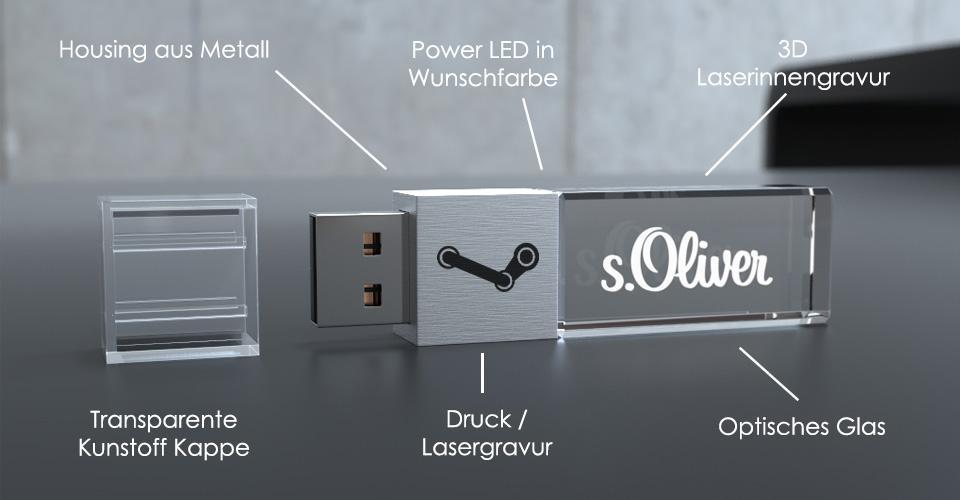 Beschreibung 1 - USB CRYSTAL MINI