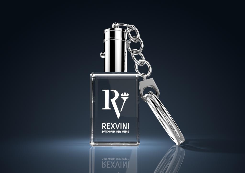 Crystal Key Chain 01.107 - Exklusive Werbegeschenke
