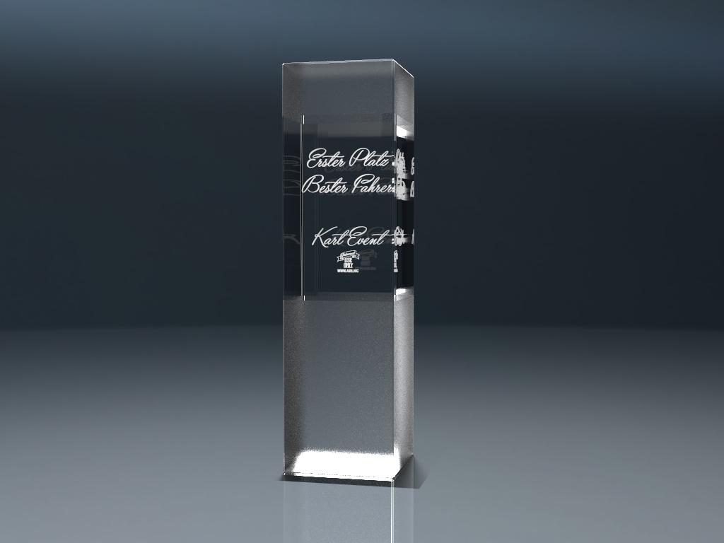 Glaspokal Frost 4 - Trophy FROST