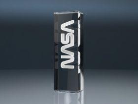 Glaspokal Trophy Winner mit Lasergravur