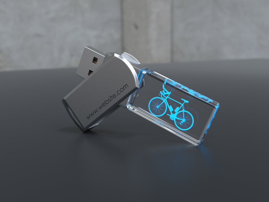 USB Crystal Twister.41 - USB CRYSTAL TWISTER