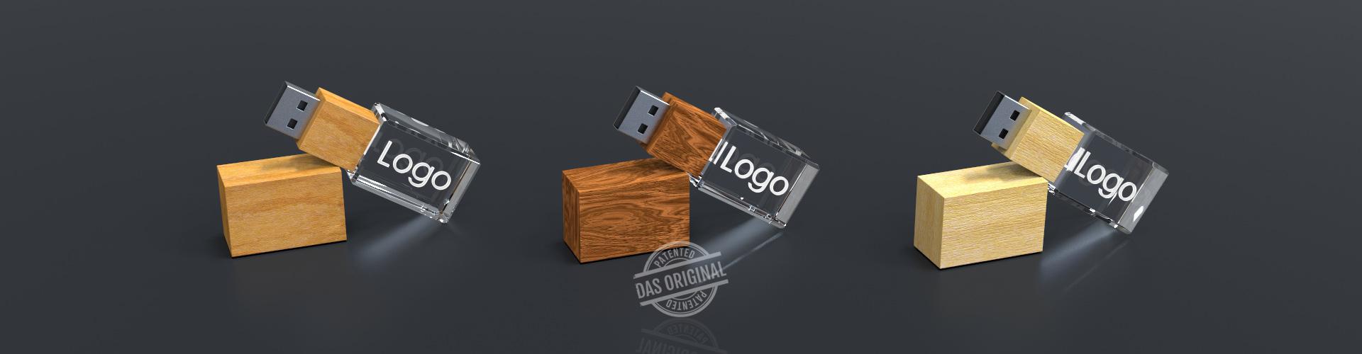 USB Crystal Wodd Erstes Bild 2 - USB CRYSTAL WOOD