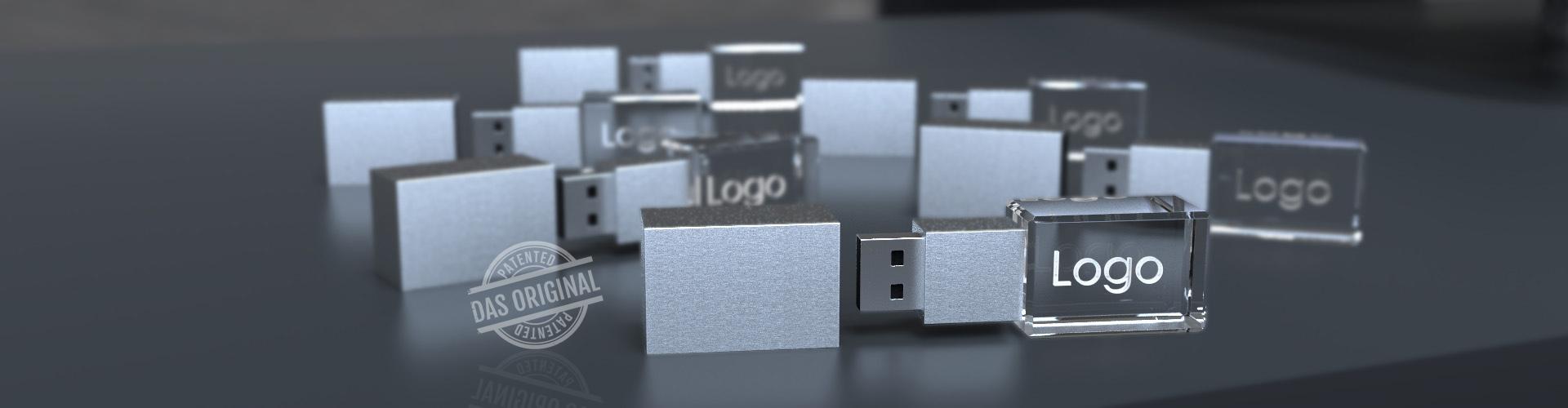 USb Crystal 3d erstes bild 3 - USB CRYSTAL 3D