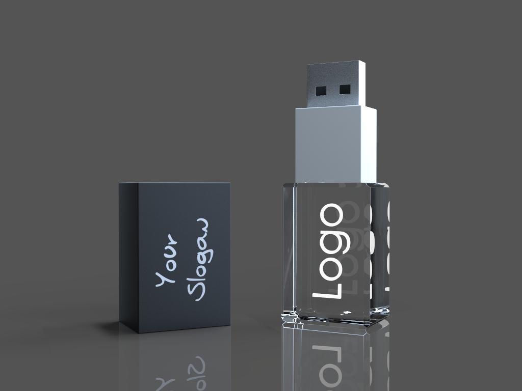 ein USB beleuchtet.9 - Usb Stick für Fotografen