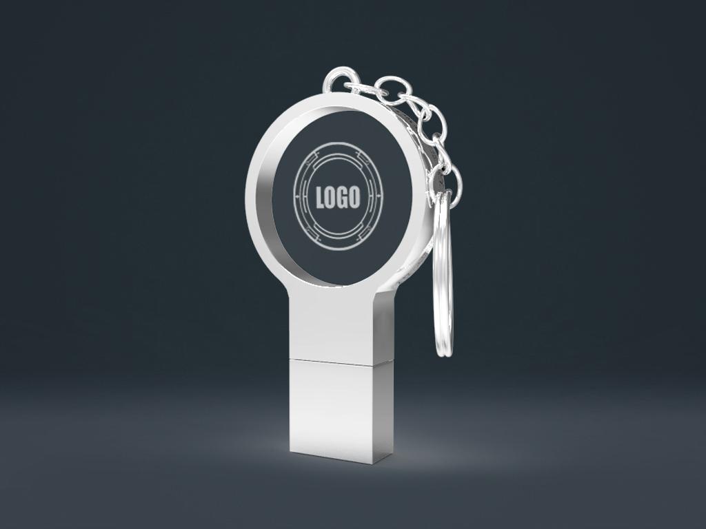 02 1 - USB CRYSTAL CIRCLE