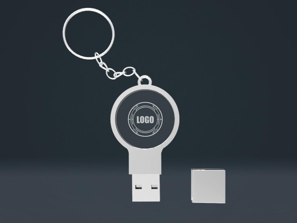 04 1 - USB CRYSTAL CIRCLE
