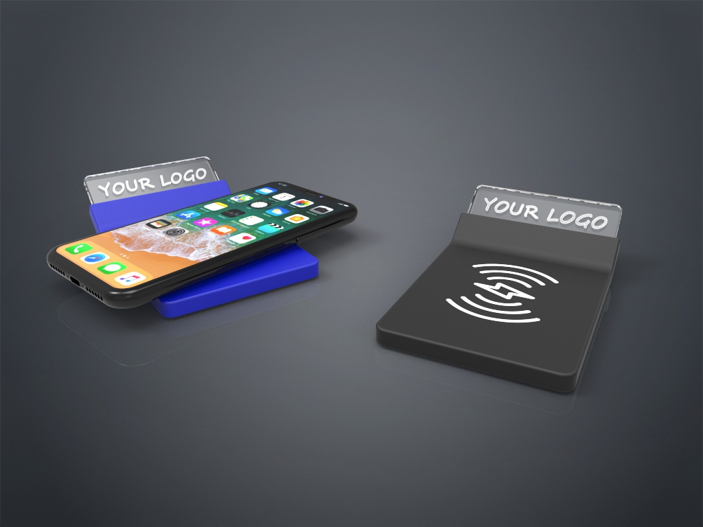 Crystal Wireless Charger 4.148 - Wireless Charger