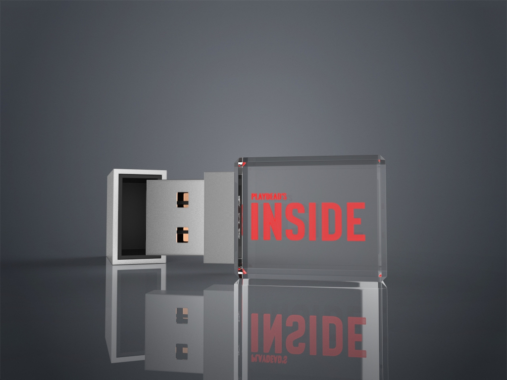Crystal USB Square.90 - USB CRYSTAL SQUARE