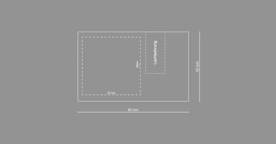 stift skizze - Stiftehalter